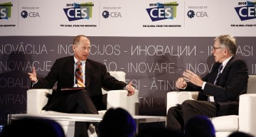 Industry Leaders: CES 2016 Day 1 Highlights