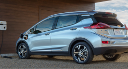 Tesla Model 3 gets a real competitor, the 2017 Chevy Bolt EV