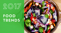 Industry Leaders Identifies the Hottest Food Trends of 2017