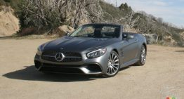 2017 Mercedes AMG SLC 43 – A Powerful Convertible by the German Automaker