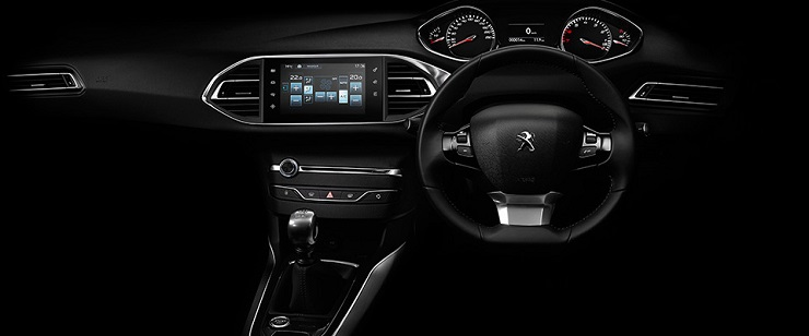 2017 Peugeot 5008 1 i-Cockpit