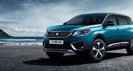 2017 Peugeot 5008 Raises the Luxury SUV Bar