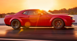 2018 Dodge Demon: An Unstoppable Beast on the Race Track