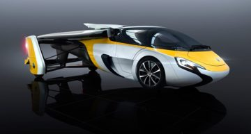 5 Flying Car Companies to Soar through the Sky