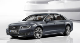 Audi A8: Luxury Meets Autonomy