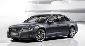 Audi A8: Luxury Meets Autonomy