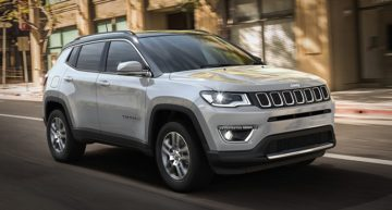 Jeep Compass to Effortlessly Take you Through Five Types of Terrains