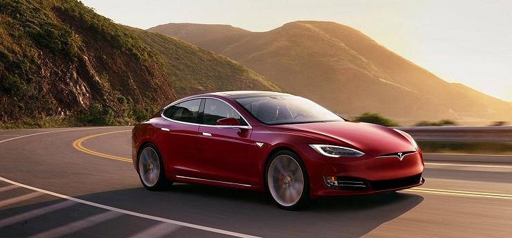 Tesla-sales
