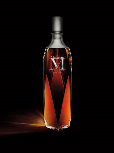 The Macallan M most expensive whiskey
