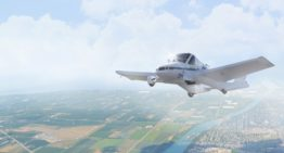 Volvo parent company to buy flying car startup Terrafugia