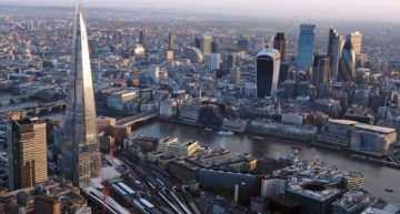 London Economy Going Down the Slide Post Brexit