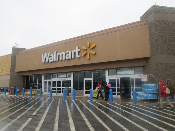 Google Walmart partnership