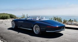 Mercedes Maybach 6: The luxury convertible you will crave for