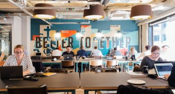 Coworking office spaces company WeWork attains investment worth $4.4 billion