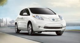 Nissan Leaf 2018 rolls out to add an edge to the electric car market