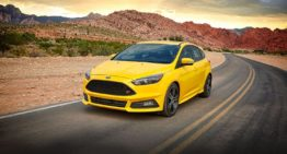 2019 Ford Focus way ahead than its other generations