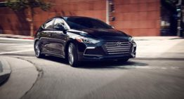 Hyundai Elantra Sport to increase the appeal of conventional cars