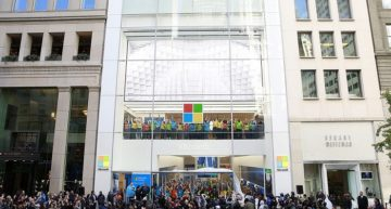 Europe to have its first ever physically present Microsoft store