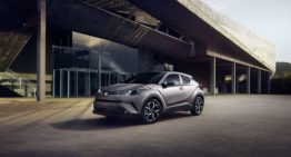 Toyota C-HR is the SUV which stands out in terms of design