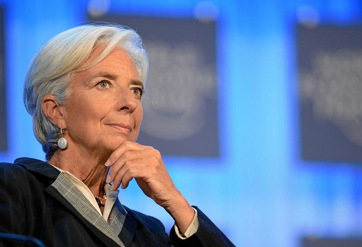 Women in Economic Decision-making: Christine Lagarde