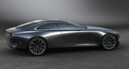 Mazda Vision Coupe, a vision of Beauty!
