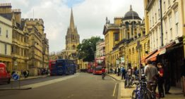 Oxford aims to become first zero-emission city in 2035