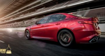 Alfa Romeo Giulia: The Alfa of all Automobiles