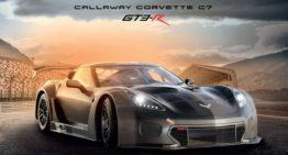 Look what's at PWC? Callaway Corvette GT3