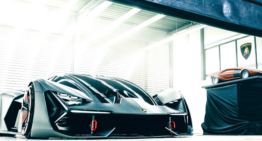 Lamborghini Terzo Millennio is the ideal all-electric sports car