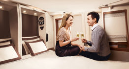 Singapore Airlines offers exquisite luxury from December