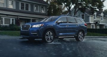 The New 2019 Subaru Ascent Gets Bigger and Better