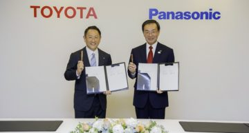 From joining hands with Panasonic to Toyota EV, it's going green