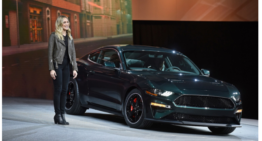 The new 2019 Ford Bullitt Mustang aims to make you as cool as the legendary Steve McQueen
