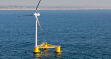 Traditional Offshore Companies Rapidly Investing in Floating Wind Farms