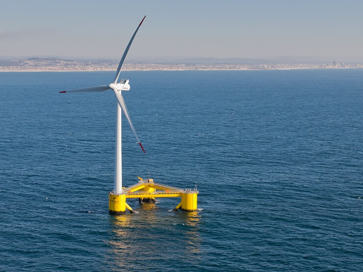 Floating Wind Farms