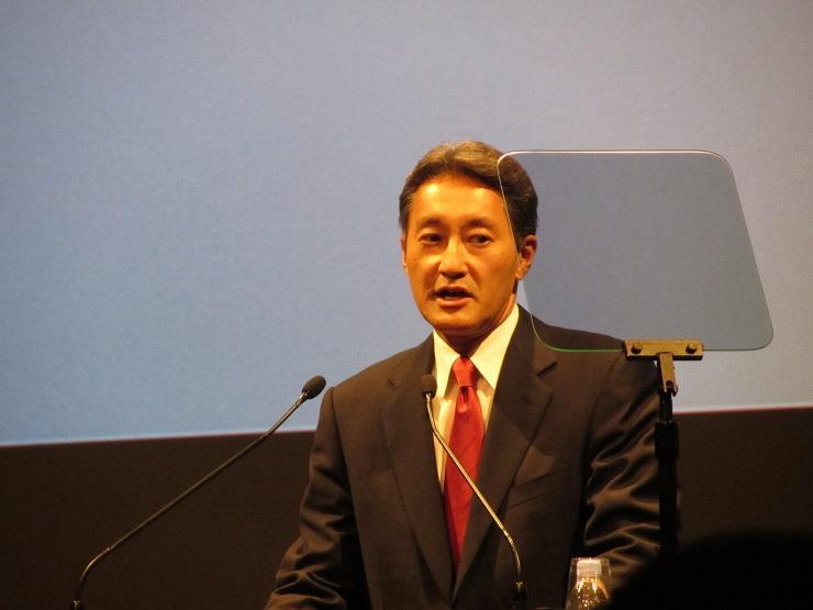 Sony new CEO