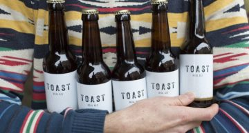A Hoppy Bread Beer is an Actual Thing!