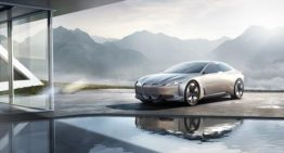 Future of e-mobility: BMW i4 will go 0-62mph in less than four seconds