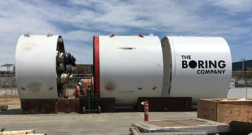 Boring Company to sell tunneling rock as Life Size LEGO-Like Bricks