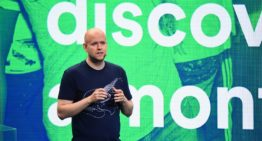 Spotify Files To Go Public In The U.S.