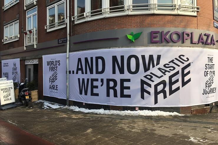 Ekoplaza Aisle Plastic Free Supermarket