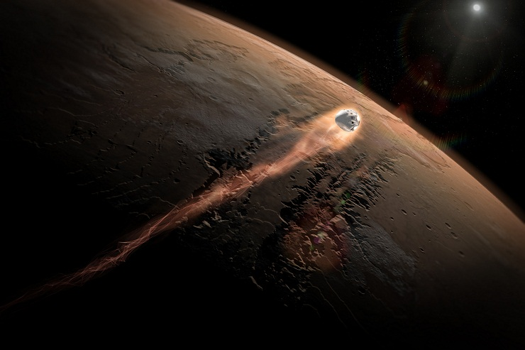 Mars Space X