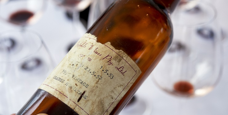 Penfolds Grange Hermitage 1951 most expensive wines in the world