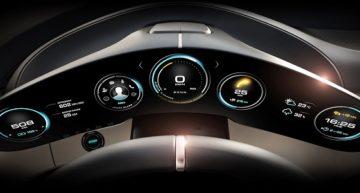 Porsche's Mission E Will Charge 250 Miles In 15 Min