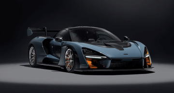 Take a sneak peek at McLaren Senna Supercar that will debut at Geneva Motor Show