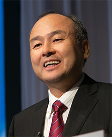 SoftBank Group CEO