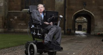 Remembering Stephen Hawking: Professor, Patient & A Bona Fide Genius