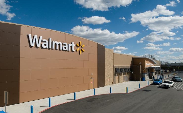 US healthcare sector Walmart