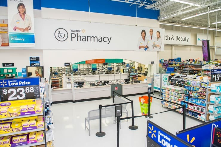 Walmart Pharmacy US healthcare Sector