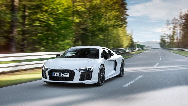 Audi R8 V10 Rear Wheel